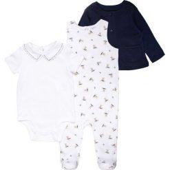 Polo Ralph Lauren BOY BEAR BABY SET Body white/blue/multicolor. Śpioszki niemowlęce Polo Ralph Lauren, z bawełny. Za 459.00 zł.