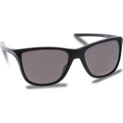 Okulary przeciwsłoneczne OAKLEY - Reverie OO9362-0755 Polished Black/Prizm Daily Polarized. Czarne okulary przeciwsłoneczne damskie Oakley. W wyprzedaży za 679.00 zł.