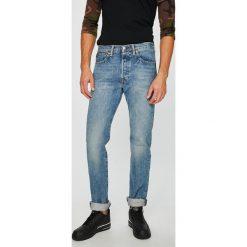 Levi's - Jeansy 501. Szare jeansy męskie Levi's. Za 369.90 zł.