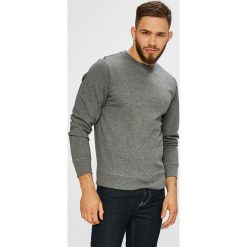 Diesel - Bluza. Szare bluzy męskie Diesel, z bawełny. W wyprzedaży za 219.90 zł.