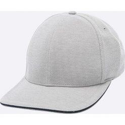 Tommy Hilfiger - Czapka. Szare czapki i kapelusze męskie Tommy Hilfiger. W wyprzedaży za 129.90 zł.