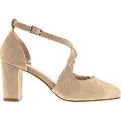 Sandały z zakrytymi palcami Sandały damskie Kolekcja