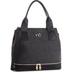 Torebka NOBO - NBAG-FF2210-C020 Czarny. Czarne torebki do ręki damskie Nobo, ze skóry ekologicznej. W wyprzedaży za 189.00 zł.