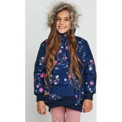 Nativo - Kurtka dziecięca 104-152 cm. Szare kurtki i płaszcze dla dziewczynek Nativo, z poliesteru. W wyprzedaży za 219.90 zł.