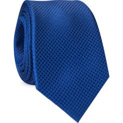 KRAWAT KWNR001578. Niebieskie krawaty i muchy Giacomo Conti, z mikrofibry. Za 69.00 zł.