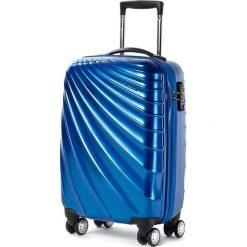Mała Twarda Walizka PUCCINI - PC002 C Blue 7 Niebieski. Niebieskie walizki męskie Puccini. W wyprzedaży za 219.00 zł.