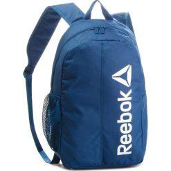 Plecak Reebok - Act Core Bckp DN1532 Bunblu. Niebieskie plecaki damskie Reebok, z materiału, sportowe. Za 99.95 zł.