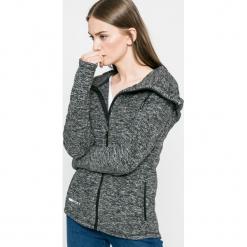Roxy - Bluza. Szare bluzy damskie Roxy, z materiału. W wyprzedaży za 179.90 zł.