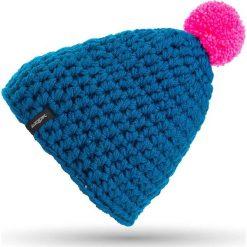 Woox Czapka Ręcznie Robiona Unisex |Handmade| Różowa Ehara Beanie -          -          - 8595564781592. Czapki i kapelusze męskie Woox. Za 72.08 zł.