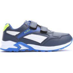Granatowe Buty Sportowe Hold Up. Niebieskie buty sportowe chłopięce Born2be, z materiału. Za 49.99 zł.