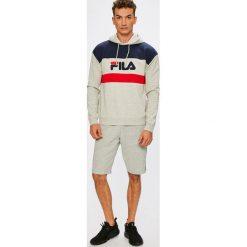 Adidas Originals - Szorty. Szare krótkie spodenki sportowe męskie adidas Originals, z bawełny. W wyprzedaży za 219.90 zł.