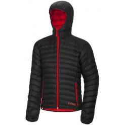 Ocun Kurtka Puchowa Tsunami Men Black/Red L. Czarne kurtki sportowe męskie Ocun, z materiału. Za 609.00 zł.