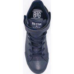 Big Star - Trampki. Szare trampki męskie Big Star, z materiału. W wyprzedaży za 99.90 zł.