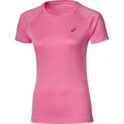 Asics Koszulka Stripe Top SS różowa r. M (126232 6036). T-shirty damskie Asics. Za 74.00 zł.