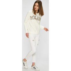 Liu Jo - Bluza. Bluzy damskie Liu Jo, z aplikacjami, z bawełny. Za 699.90 zł.