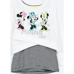 Blukids - Bluza + top dziecięcy Disney Minnie Mouse 98-128 cm. Bluzy dla dziewczynek marki bonprix. W wyprzedaży za 59.90 zł.
