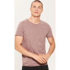 T-shirt basic - Bordowy. T-shirty damskie marki DOMYOS. Za 25.99 zł.