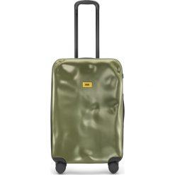 Walizka Icon średnia matowa oliwkowa. Walizki męskie Crash Baggage. Za 1,040.00 zł.