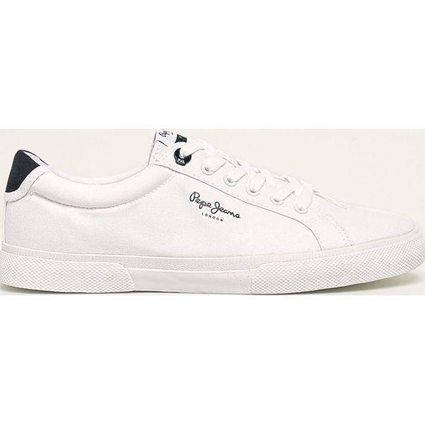 Pepe Jeans Buty Kenton Basic biały  
