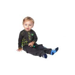 Spodnie Chłopięce dresowe Lego Wear Duplo Rozm. 86. Szare spodnie sportowe dla chłopców LEGO Wear, z aplikacjami, z bawełny. Za 74.49 zł.
