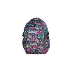 Plecak Młodzieżowy Coolpack Factor Leaves 29l. Szara torby i plecaki dziecięce CoolPack, z materiału. Za 108.90 zł.