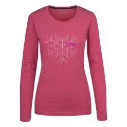 Loap  Koszulka Damska Boska Pink S. Różowe koszulki sportowe damskie Loap, z długim rękawem. W wyprzedaży za 55.00 zł.