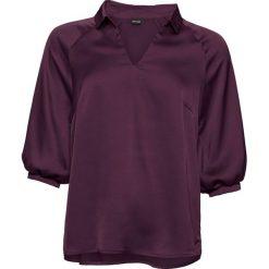 Bluzka z rękawami 7/8 bonprix czarny bez. Bluzki damskie marki MAKE ME BIO. Za 119.99 zł.