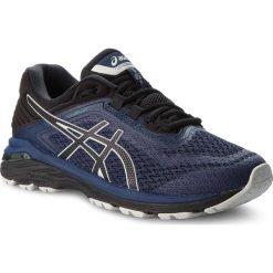 Buty ASICS - Gt-2000 6 Trail PlasmaGuard T827N Peacoat/Black 400. Niebieskie buty sportowe męskie Asics, z materiału. W wyprzedaży za 429.00 zł.