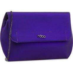 Torebka NOBO - NBAG-F1010-C014 Fioletowy. Fioletowe torebki do ręki damskie Nobo, ze skóry ekologicznej. W wyprzedaży za 99.00 zł.