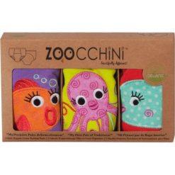 Majtki Treningowe Girl, Ocean (2-3 lata). Brązowe bielizna dla dziewczynek Zoocchini. Za 116.18 zł.