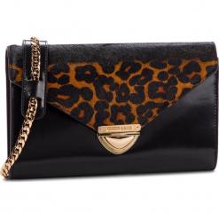Torebka GUESS - HWMIPH L8417  LTI. Czarne torebki do ręki damskie Guess, z aplikacjami, ze skóry. Za 729.00 zł.