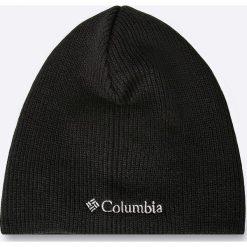 Columbia - Czapka Whirlibird Watch Cap Beanie. Czarne czapki i kapelusze damskie Columbia, z dzianiny. W wyprzedaży za 49.90 zł.