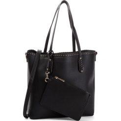 Torebka JENNY FAIRY - RC15258 Black. Czarne torebki do ręki damskie Jenny Fairy, ze skóry ekologicznej. Za 119.99 zł.