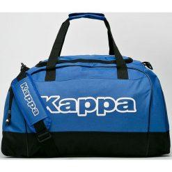 Kappa - Torba. Niebieskie torby sportowe męskie Kappa, z materiału. W wyprzedaży za 84.90 zł.