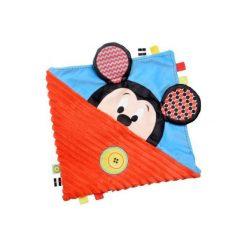 Kocyk Mickey + EKSPRESOWA DOSTAWA W 24H. Czerwone kocyki dla dzieci Tm Toys. Za 33.83 zł.