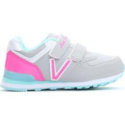 Szaro-Różowe Buty Sportowe Pink Air. Buty sportowe dziewczęce marki bonprix. Za 59.99 zł.