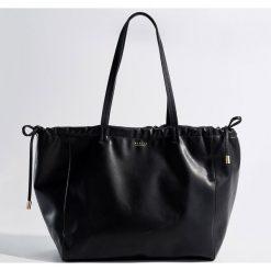 2fcbe97e597c2 Torba shopper bag xxl - Torebki shopper damskie - Kolekcja wiosna ...
