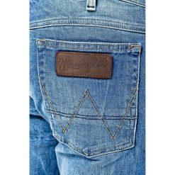 Wrangler - Jeansy Greensboro All Blue. Jeansy męskie marki bonprix. Za 299.90 zł.