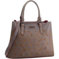 Torebka NOBO - NBAG-F0720-C019 Szary. Szare torebki do ręki damskie Nobo, ze skóry ekologicznej. W wyprzedaży za 149.00 zł.
