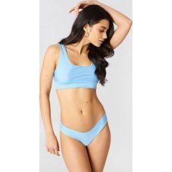 Hot Anatomy Dół bikini - Blue. Niebieskie bikini damskie Hot Anatomy. Za 80.95 zł.