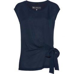 Bluzka shirtowa bonprix ciemnoniebieski. Bluzki damskie marki Colour Pleasure. Za 59.99 zł.