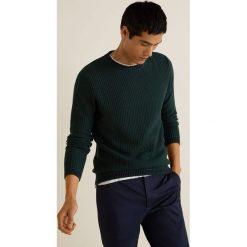 Mango Man - Sweter Sam. Swetry przez głowę męskie marki Giacomo Conti. W wyprzedaży za 99.90 zł.