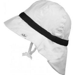 Kapelusz przeciwsłoneczny Precious Preppy, 0-6 m-cy biały. Białe czapki dla dzieci Elodie Details. Za 98.44 zł.