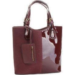 Torebka JENNY FAIRY - RC15206 Burgundy. Czerwone torby na ramię damskie Jenny Fairy. Za 119.99 zł.