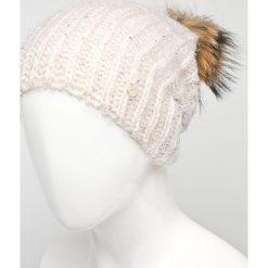 Liu Jo - Czapka zimowa. Szare czapki i kapelusze damskie Liu Jo, z dzianiny. Za 199.90 zł.