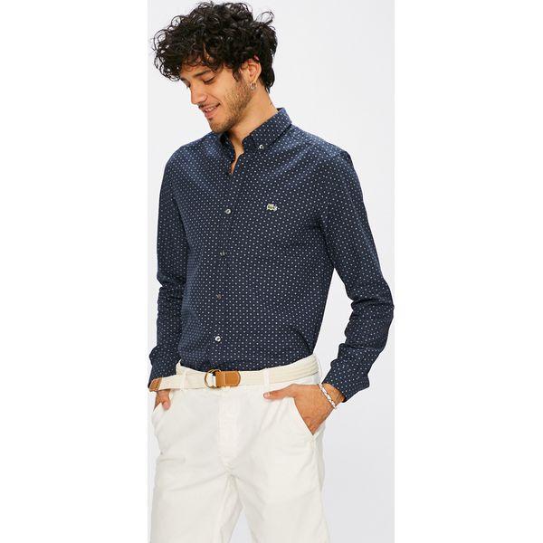 eea002887 Lacoste - Koszula - Koszule męskie Lacoste, z bawełny, button down ...