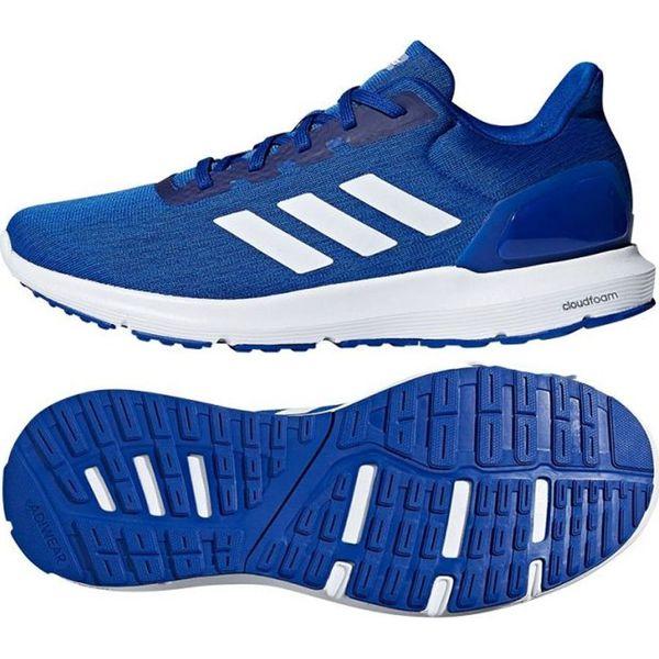 Niebieskie Buty Damskie Trampki Adidas rozmiar 46