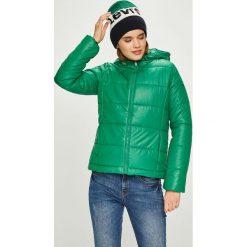 Pepe Jeans - Kurtka Candy. Zielone kurtki damskie Pepe Jeans, z jeansu. Za 399.90 zł.
