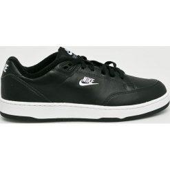 Nike Sportswear - Buty Grandstand II. Czarne buty sportowe męskie Nike Sportswear, z materiału. Za 359.90 zł.