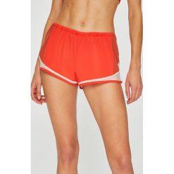 Undiz - Szorty piżamowe Sorbetiz. Pomarańczowe piżamy damskie Undiz, z elastanu. W wyprzedaży za 49.90 zł.